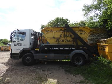cheap skip hire vehicles